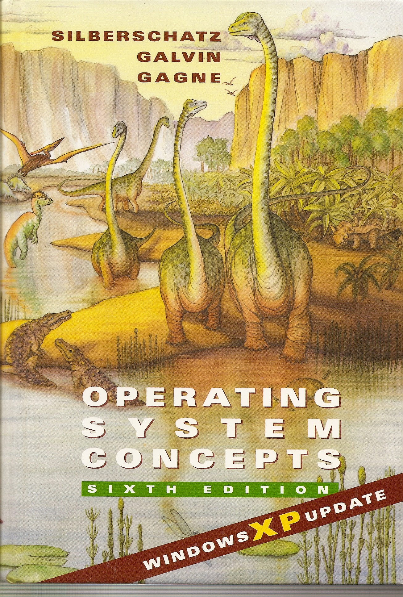 History of operating system concepts textbook peter baer galvins blog osc 1st edition osc 2nd edition osc 6th xp update fandeluxe